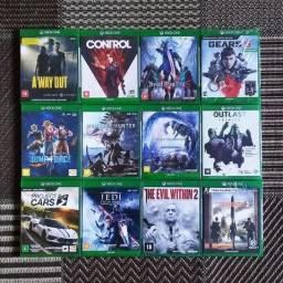 Jogos Xbox One [Lacrados]
