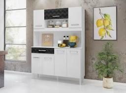 Armário de cozinha 7 portas novo na caixa entrega grátis*