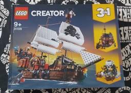 Lego Barco Pirata 31109 - Lacrado