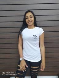 Camiseta Feminina Dry-fit - Varios modelos e tamanhos somente R$19,90 - Seja um revendedor