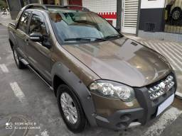 Fiat Strada adventure cabine dupla + Gnv
