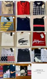 camisas masculinas importada