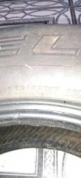 Vendo 4 pneu de meia vida