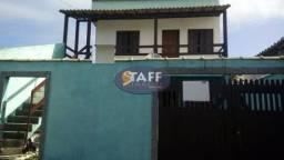 Ka- Staff31- Casa com 4 quartos e 2 banheiros por apenas R$ 165 mil em Unamar