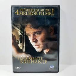 Dvd Uma Mente Brilhante Em Perfeito Estado