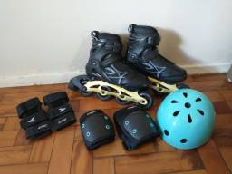 Roller - Patins Oxer In Line 37
