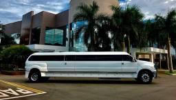 Ford Caminhão Limousine - MAIOR LIMOUSINE DO BRASIL