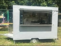 food truck novo nunca usado todo completo e todo em inox