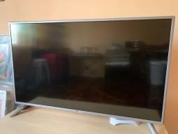 TV LG 42 smartTV - somente peças