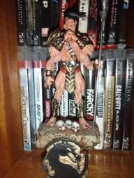 Estátua Goro Mortal Kombat