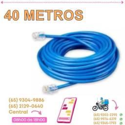 Cabo Bom Para internet 40 Metros