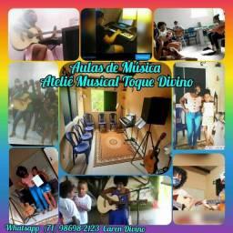 Aulas de violão com canto PROMOÇÃO!!!
