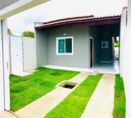 WS casa nova com doc. inclusa: 2 quartos,2 banheiros,area de serviço,coz. americana