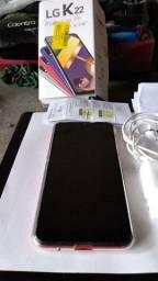 Vendo LG K22 smartphone