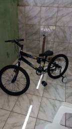 Bicicleta do batmam nova