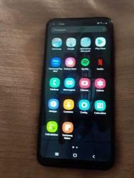 Celular Samsung A 11 novinho