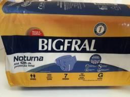 Vendo Fralda Geriátrica Bigfral! A Top!