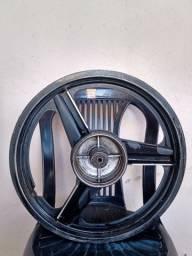 Roda de liga leve andra original dianteira