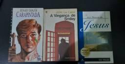 Livros por 20 reais