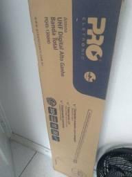 Antena na caixa