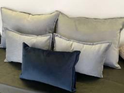 Travesseiros e almofadas