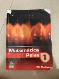 Livro Matemática Paiva 1 Volume 1