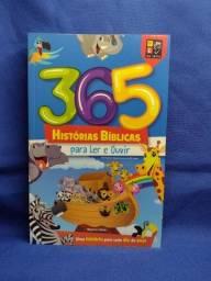 365 Histórias Bíblicas para Ler e Ouvir
