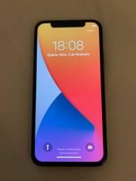 iPhone X  - com 256gb - IOS 14.3...Tela Retina HD DE de 5.8 .... IMPERDÍVELLLL ... !!!