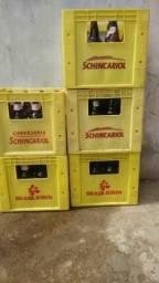 Vendo Caixa Schin litrao