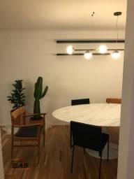 Apartamento com 1 dormitório à venda, 37 m² por R$ 1.130.000,00 - Jardim Paulistano - São