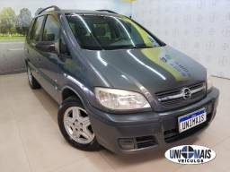 CHEVROLET ZAFIRA 2.0 MPFI ELEGANCE 8V FLEX 4P MANUAL