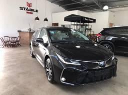 Toyota Corolla Altis Hybrid 1.8 Preto