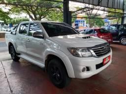 Toyota Hilux CD SRV D4D 3.0 Branco