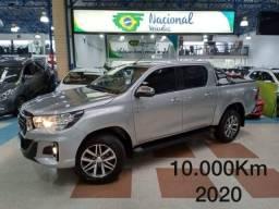 HILUX 2019/2020 2.7 SRV 4X2 CD 16V FLEX 4P AUTOMÁTICO