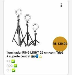 RING LIGHT iluminador 26cm