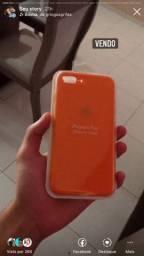 Capinho do iPhone 8 plus