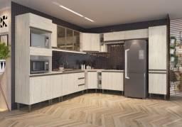 Cozinha completa  3,25m x 3,05m  Montamos em ctba e regiao