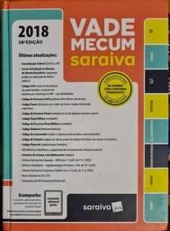 Título do anúncio: Vade Mecum - Saraiva - 2018
