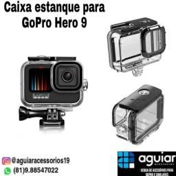 Caixa estanque para GoPro Hero 9