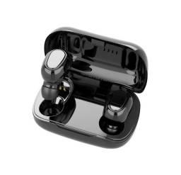 Fone De Ouvido Sem Fio L21 Bluetooth 5.0