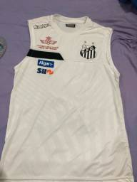 Camisa regata kappa Santos treino