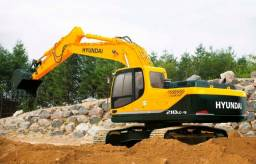 Escavadeira Hidraulica Hyundai 210 Lc-9