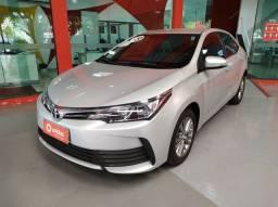 Corolla 1.8 GLI Flex aut 2019 Blindado *