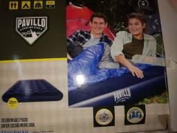 Colchão inflável casal