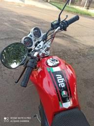 Vendo ou troco moto Titan 2010 flex partida elétrica certinha