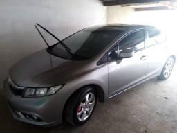 Honda Civic EXS - 2013 (Teto Solar) - NAO ACEITO TROCA