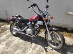 Yamaha xv virago 250 viraguinho