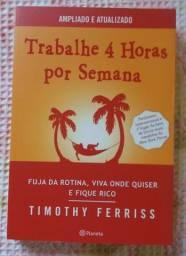 Trabalhe 4 horas por semana-Timothy Ferriss