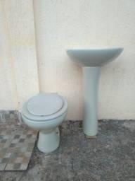 Conjunto sanitário completo