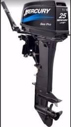 Motor polpa mercury 25 sea pro